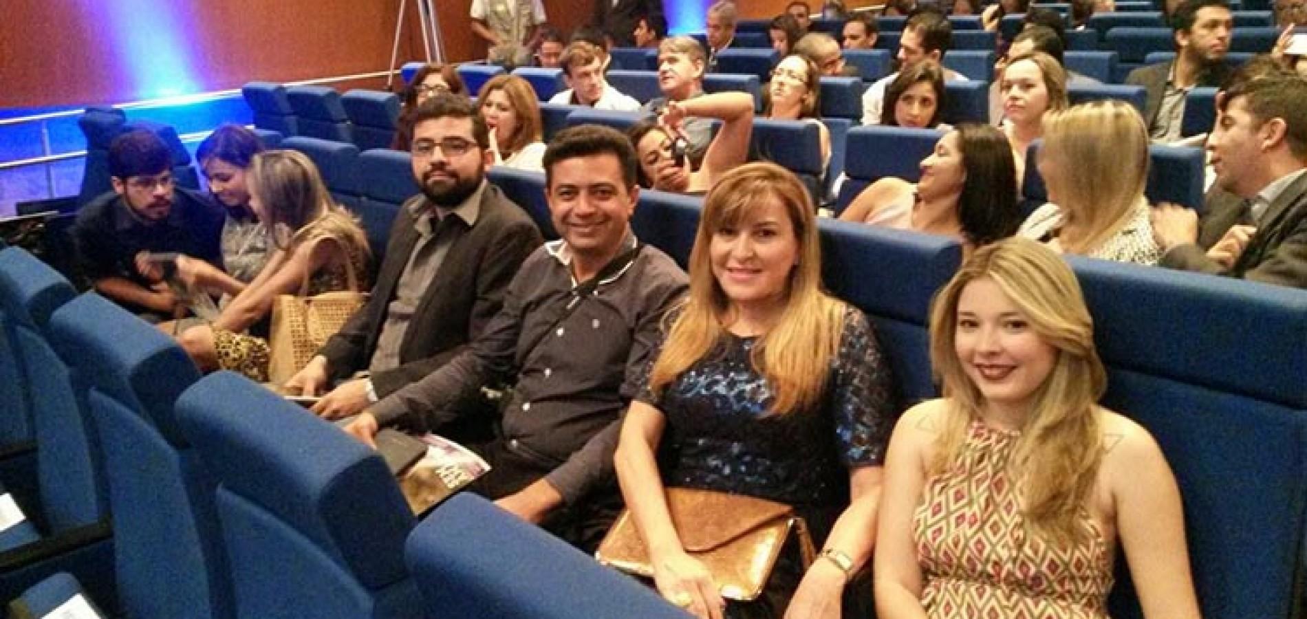 Jornalista de Picos ganha prêmio Nacional