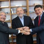 Lula declara apoio a Elmano Férrer em programa eleitoral