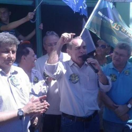 Zé Filho afirma que vitória será ainda no primeiro turno