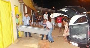 Paulistana   Aposentado é roubado e assassinado dentro de sua própria casa; Um suspeito foi preso