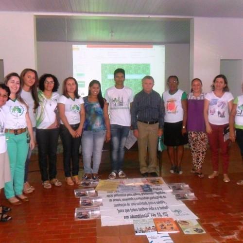 Encontro do Zonal VIII Pastoral da Criança é realizado em Jaicós