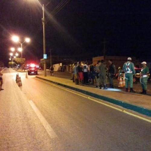 PRF prende doze pessoas em quatro dias nas BR's do Piauí
