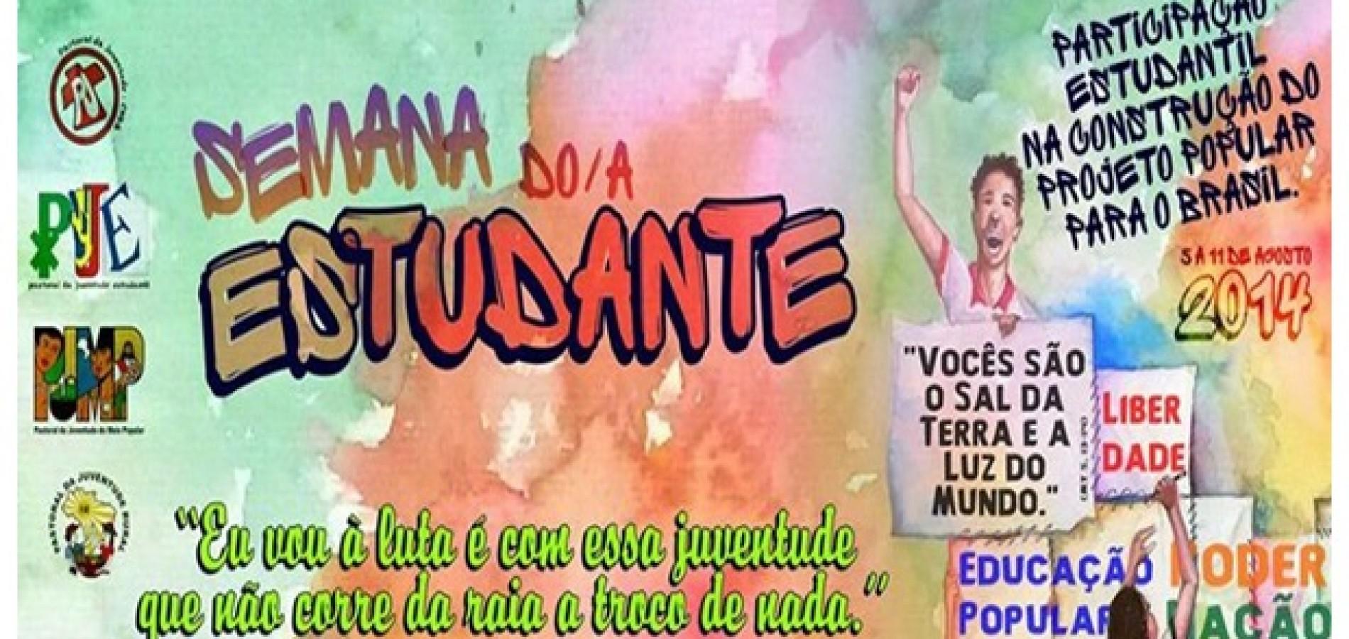 PJ organiza evento para comemorar a Semana do Estudante em Jaicós. Veja a programação!