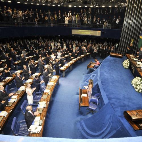 Senado aprova projeto que alivia dívida de estados e municípios