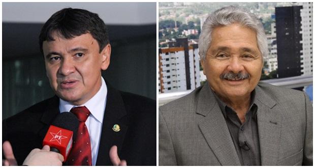 Wellington Dias e Elmano Férrer lideram pesquisa com 200 municípios; veja números