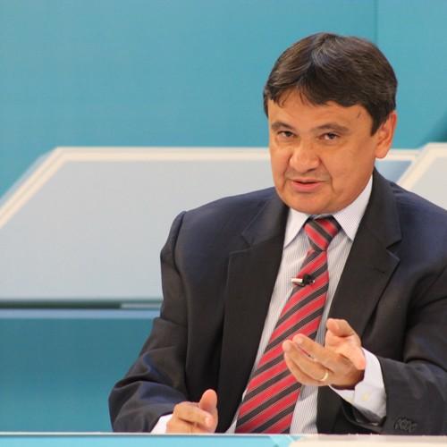 Wellington Dias usa debate no horário eleitoral e faz proposta para educação