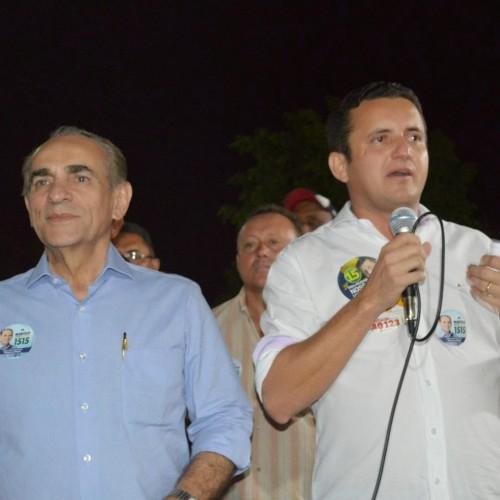 Deputado Federal Marcelo Castro visita Vila Nova do Piauí!