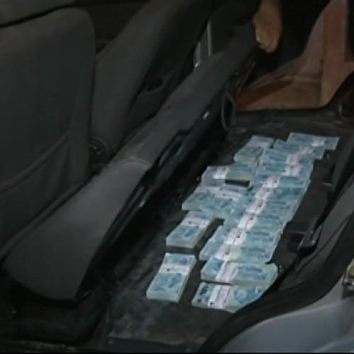 Polícia Federal rastreia origem do dinheiro apreendido com motorista de Wellington Dias