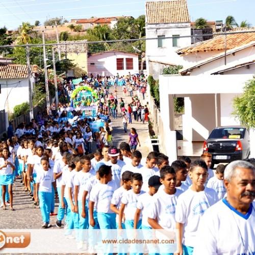 FOTOS | Desfile Cívico da Independência em Jaicós