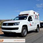 MASSAPÊ | Prefeito Chico Carvalho entrega nova ambulância à Secretaria de Saúde