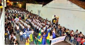 FOTOS | Desfile da Independência em Padre Marcos