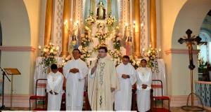JAICÓS | Padre Jonas celebra a segunda noite dos festejos de Nossa Senhora das Mercês; fotos