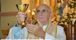 Dom Augusto celebra a missa de abertura dos festejos da padroeira de Jaicós; fotos