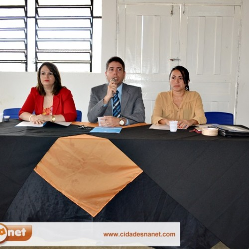 JAICÓS   Justiça Eleitoral treina mesários para as eleições 2014
