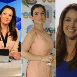 Patricia Poeta vai deixar o JN; Renata Vasconcellos assume a bancada