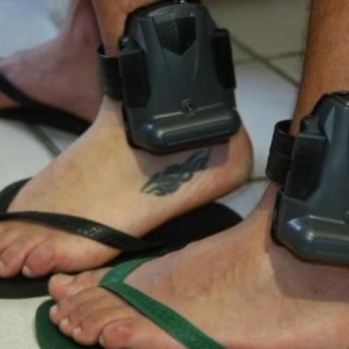 Uso de tornozeleiras eletrônicas cresce mais de 115% no Piauí