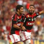 Flamengo reage e mantém o Corinthians distante da ponta da tabela