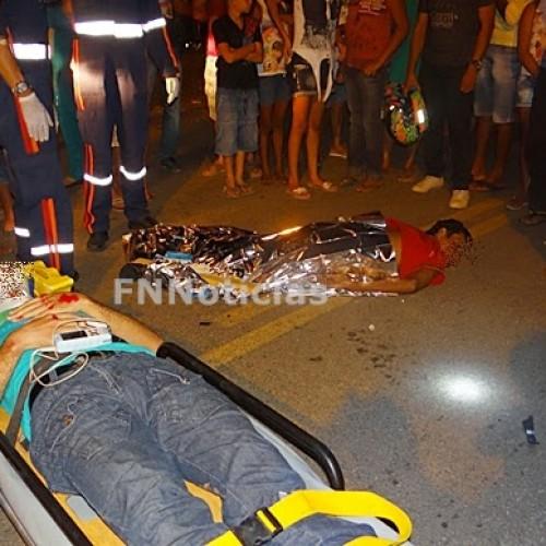 Homem morre vítima de atropelamento em Paulistana