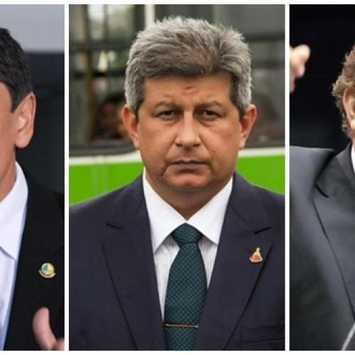 Wellington Dias tem 49%, Zé Filho, 22%, e Mão Santa, 7%, aponta Ibope