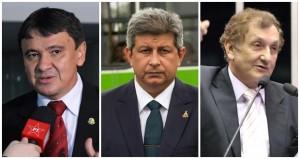 Wellington tem 47%, Zé Filho 34% e Mão Santa 4%, mostra nova pesquisa do Credibilidade