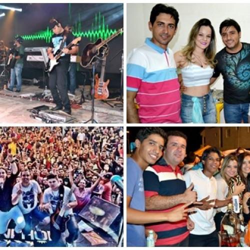 Veja fotos dos shows de Desejo de Menina e Iohannes em Jaicós