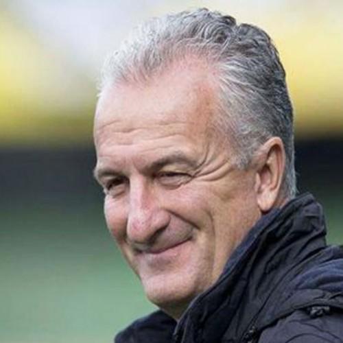 Palmeiras acerta com o técnico Dorival Júnior