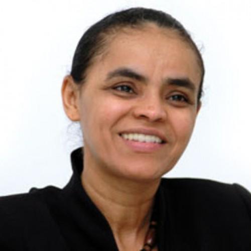 Marina Silva  vai apoiar o tucano Aécio Neves