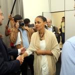 Wilson apresenta programa com a participação de Marina Silva