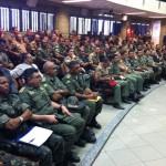 Entidades discutem no TRE esquema de segurança para as eleições 2014