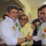 Zé Filho une políticos rivais em Floriano