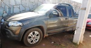 Usando aplicativo Polícia apreende carro roubado em São José do Piauí