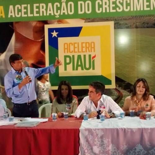 Wellington Dias lança plano para acelerar desenvolvimento do Piauí