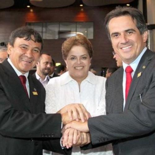 Corrupção na Petrobras leva Wellington e Dilma a se afastarem de Ciro Nogueira durante a campanha