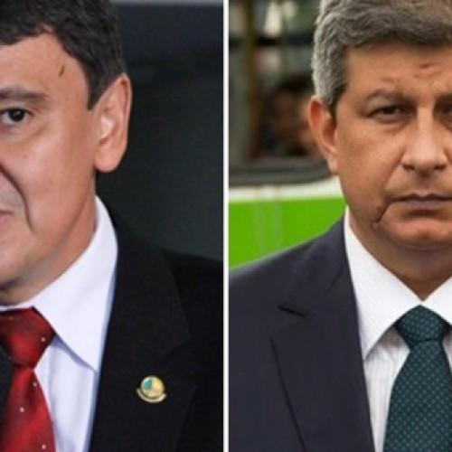 Zé Filho e Wellington Dias travam  2º turno pela presidência da Assembleia