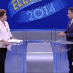 Debate da TV Globo acontece na sexta (24) e terá perguntas de indecisos