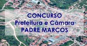 PADRE MARCOS | Prefeitura divulga edital de convocação de candidatos aprovados em concurso; veja a relação