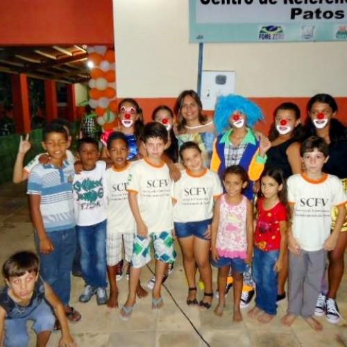Assistência Social comemora Dia das Crianças em Patos do Piauí; veja fotos