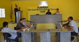 CAMPO GRANDE | Orçamento 2015 é apresentado e vereadores discutem projetos em tramitação