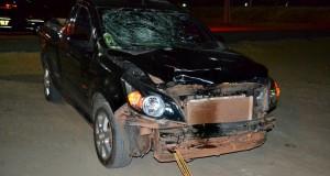 Homem morre após ser atropelado na BR 407; carro foi abandonado e apreendido