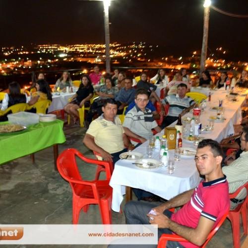 Professores de Belém do PI participam de jantar de confraternização em Picos