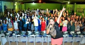 FOTOS | Coemoração ao Dia do Professor em Vera Mendes