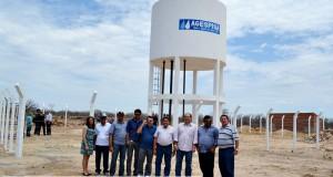 Agespisa entrega investimentos em Padre Marcos e Belém do Piauí; veja fotos