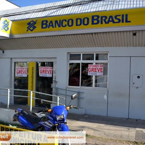 JAICÓS | Banco do Brasil adere à greve; pagamento de aposentados e outros serviços são mantidos