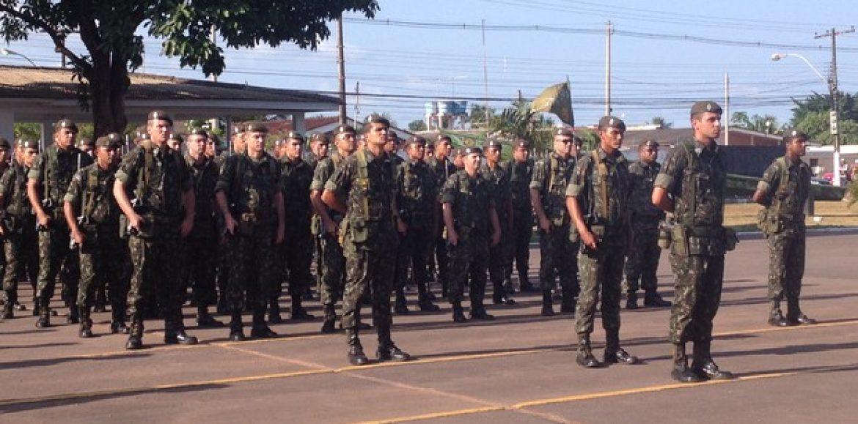 TSE autoriza envio de tropas federais para 58 cidades do Piauí. Veja quais!