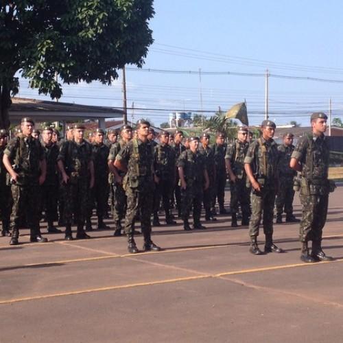 38 municípios do Piauí pedem reforço de forças federais no segundo turno