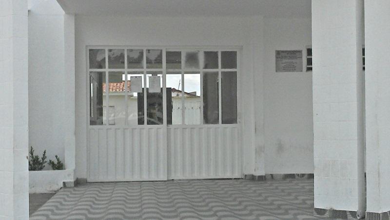 Prefeitura de portas fechadas