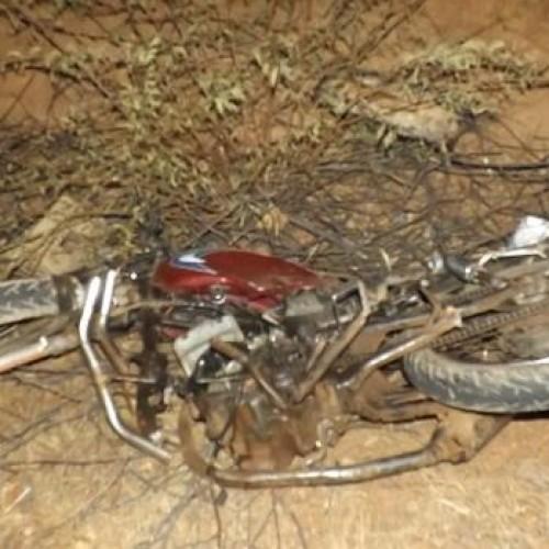 Acidente deixa uma pessoa morta na PI-143 em Simplício Mendes
