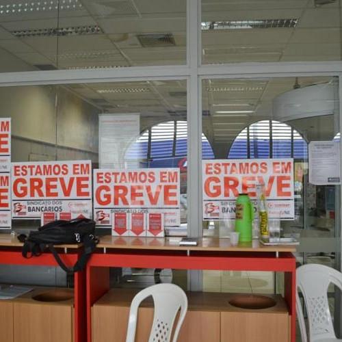 No Piauí, 112 agências bancárias estão paradas por conta da greve