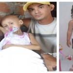 Criança jaicoense de quatros anos de idade possui câncer e precisa de ajuda; veja como