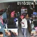 Polícia divulga vídeo do assalto a comércio em Campo Grande e quer identificar dupla. Veja!